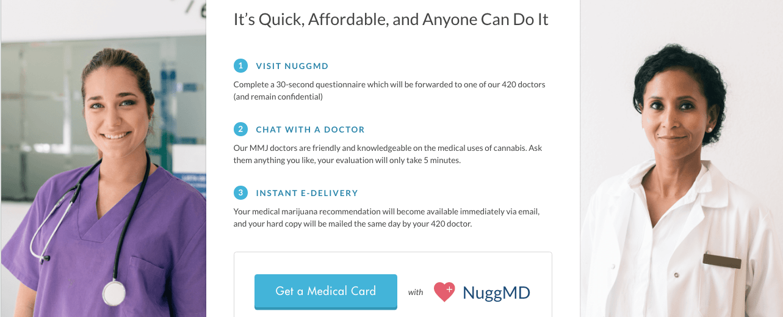 Get Nugg - Coupon Codes - Discounts - Promo - Cannabis Delivery Online Marijuana - California - Los Angeles - Save On Cannabis = NuggMD