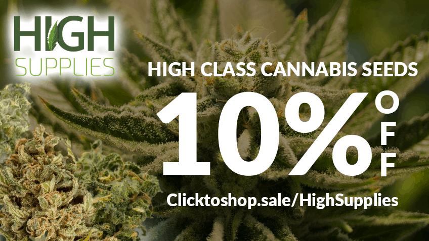 High Supplies - Cannabis Coupon Codes