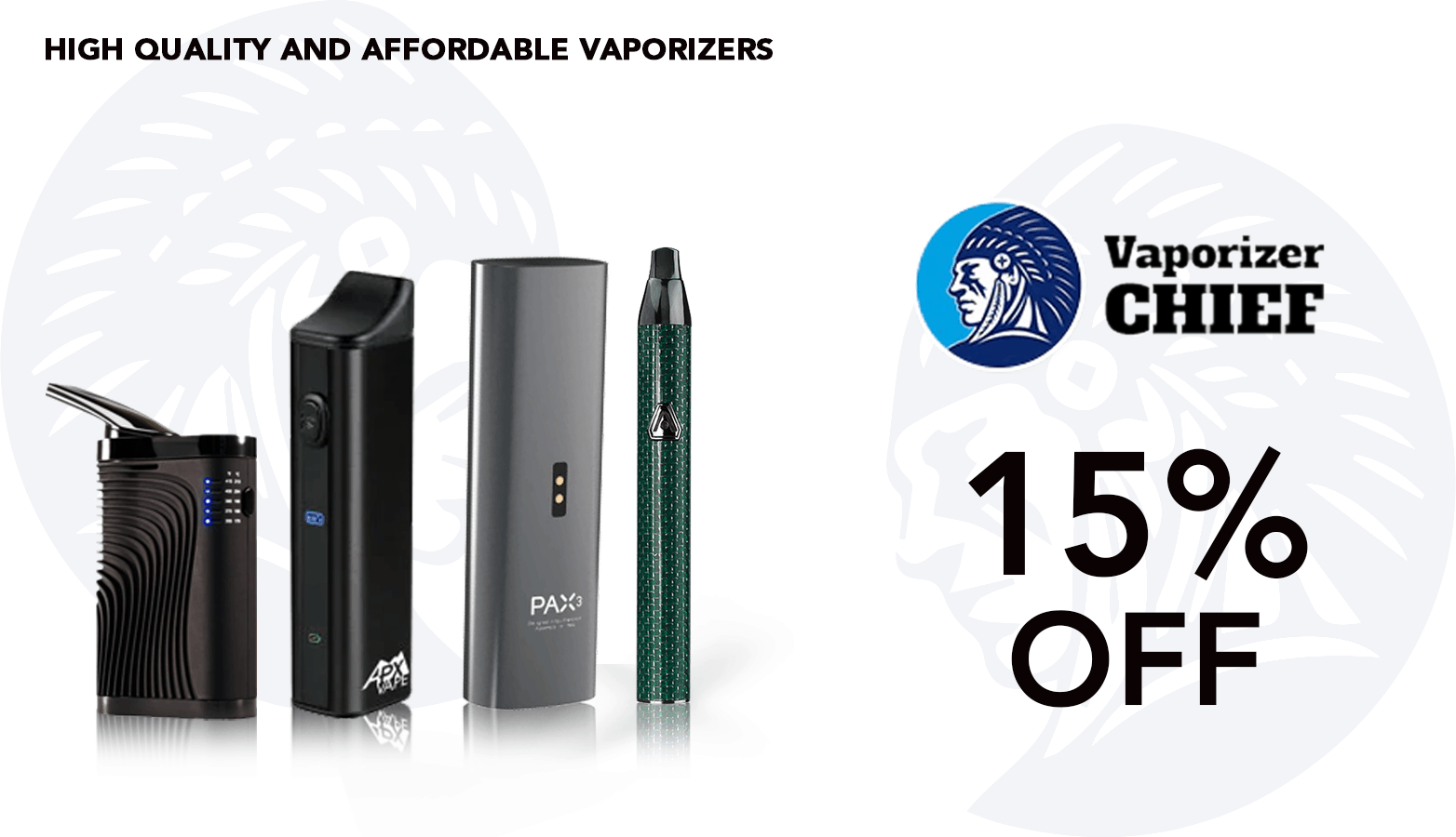 Vaporizer Chief Coupon Code Save On Cannabis Website