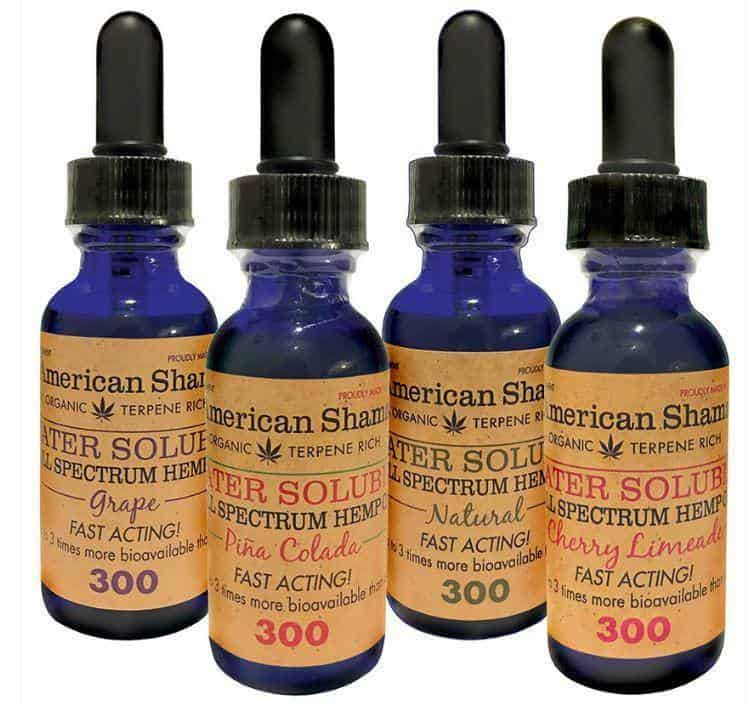 CBD American Shaman Pure - Coupon Codes