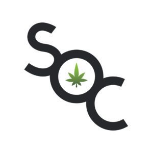 Save On Cannabis: Trusted Cannabis Coupon Codes and Review Site Monogram Logo