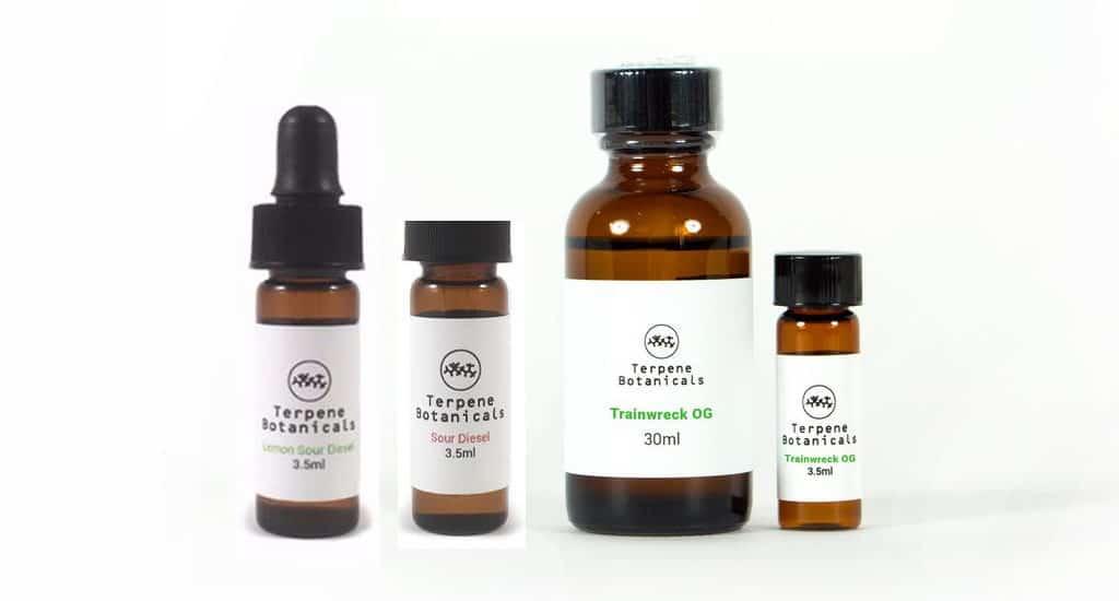 Terpene Botanicals Coupon Code - Save Money On Cannabis Terpenes Shipped Worldwide - Marijuana Strains - Save On Cannabis