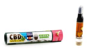 Steve's Goods CBD Coupons Cartridges