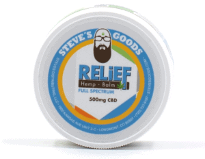 Steve's Goods CBD Coupons Wowzer Pain Relief Cream