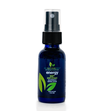 All Natural Way CBD Coupons Energry Spray