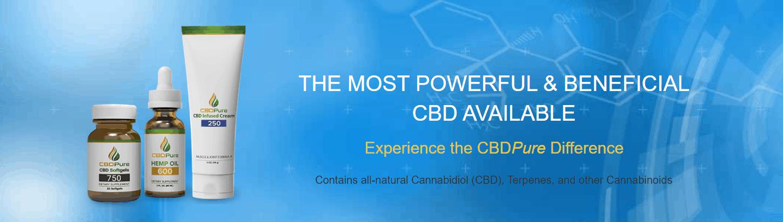 CBD Pure CBD Coupon Code Logo Cannabidiol Oil