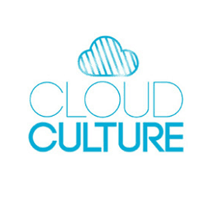 Cloud Culture Discount Coupon Promo Certificate Logo