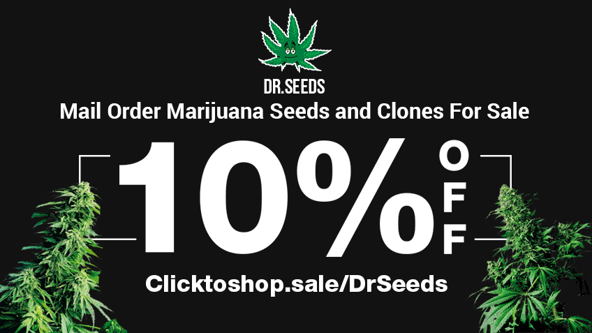 Dr Seeds Discount Coupon Promo Certificate Website