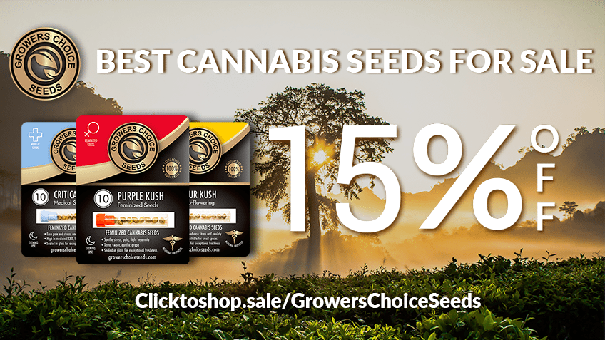 GrowersChoiceSeed Discount Coupon Promo Certificate Website