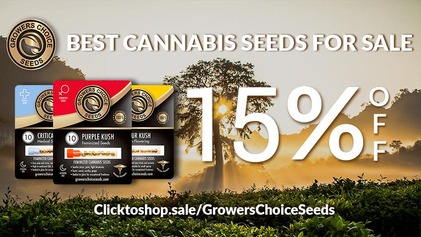 GrowersChoiceSeed Discount Coupon Promo Certificate Website