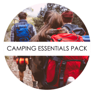 Haze Technologies coupon Haze Road Camping Essientials Pack