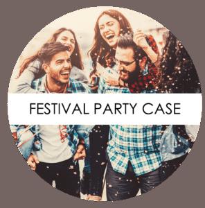 Haze Technologies coupon Haze Road Festival Party Case