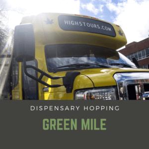 High 5 Tours Coupon Discount Coupon Promo H5T Green Mile