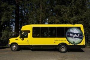 High 5 Tours Coupon Discount Coupon Promo YellowBus