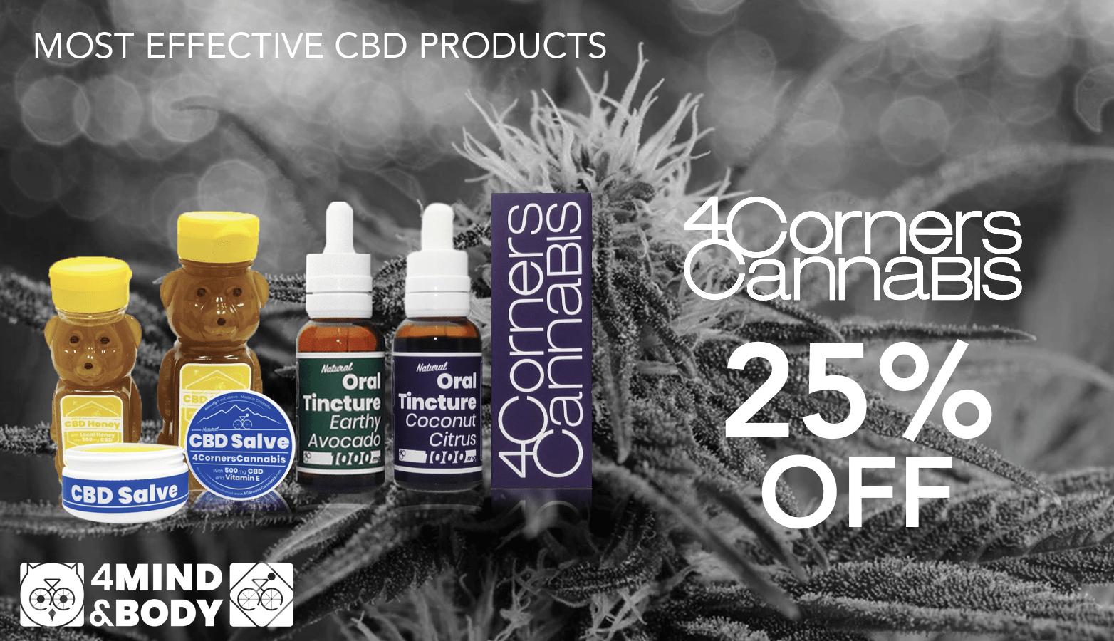 4 Corners Cannabis Coupon - Save On Cannabis