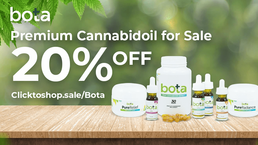 Bota Coupon Code - Online Discount - Save On Cannabis