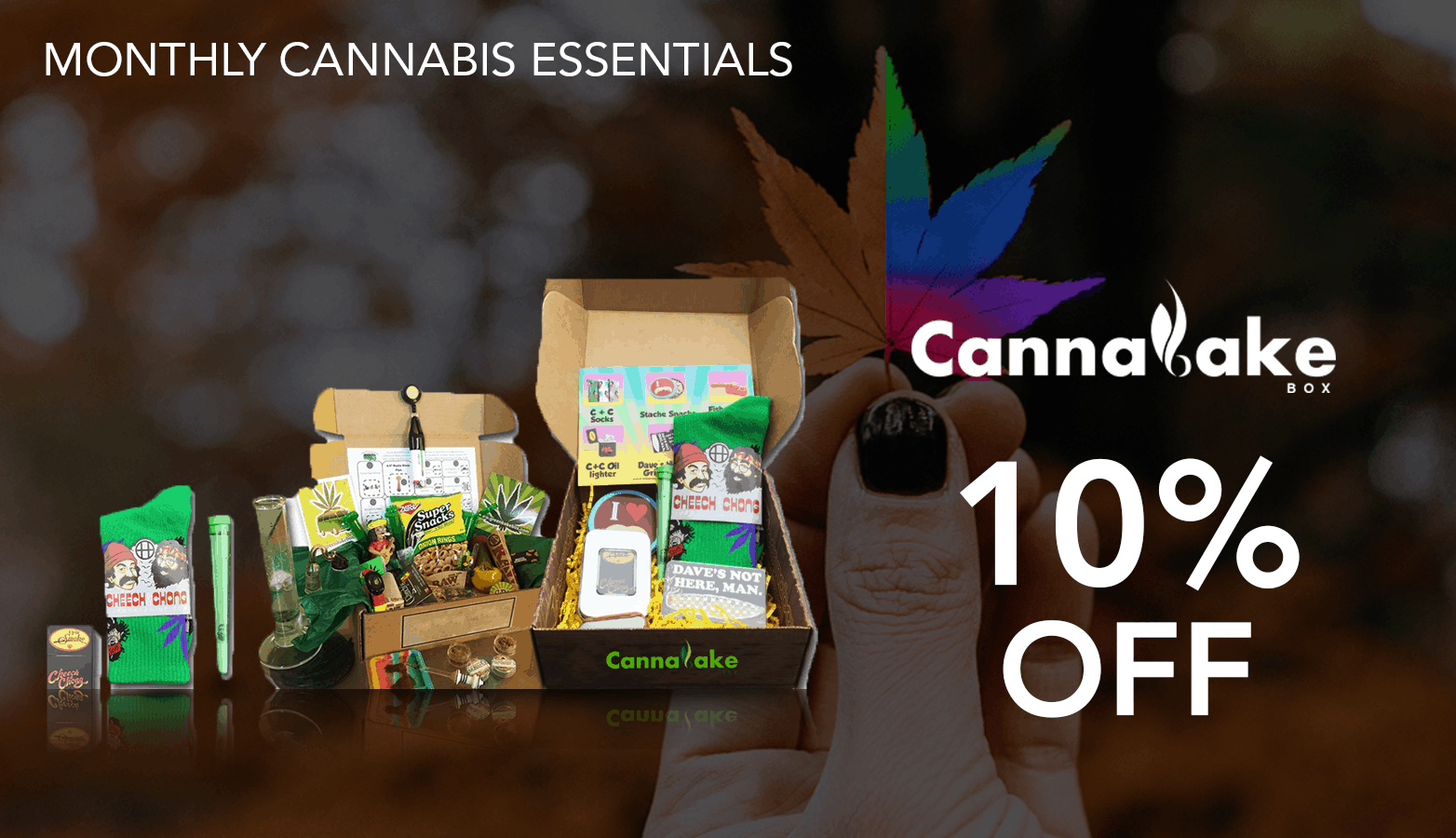 CannaBakeBox Coupon Code discounts promos save on cannabis online Website Redesign
