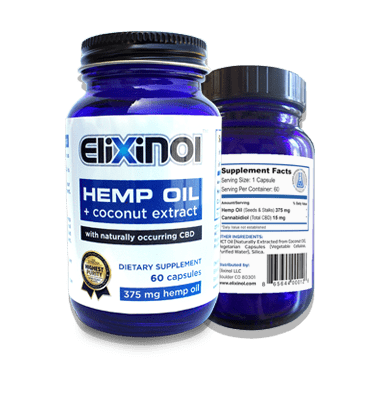 Elixinol Coupon Code - Online Discount - Save On Cannabis