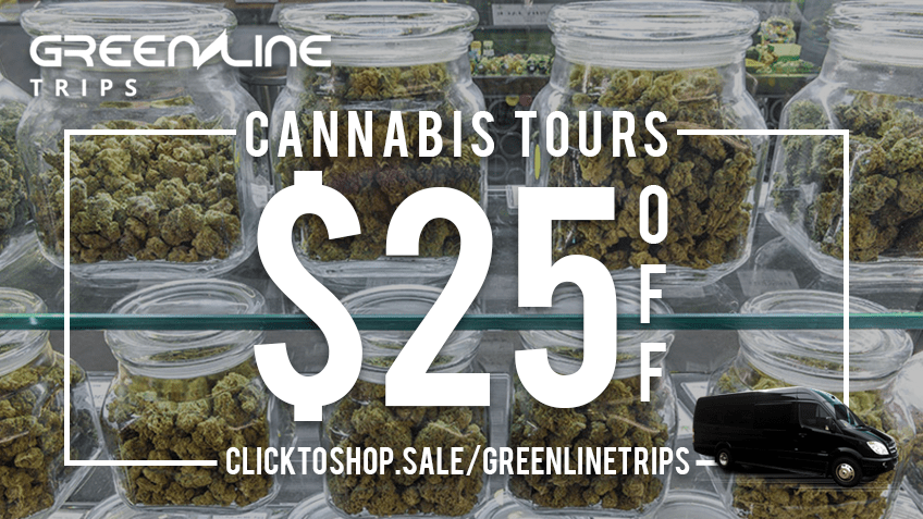 Green Line Trips Coupon Code - Online Discount - Save On Cannabis
