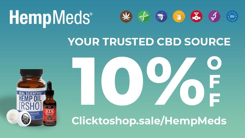 HempMeds Coupon Code - Online Discount - Save On Cannabis