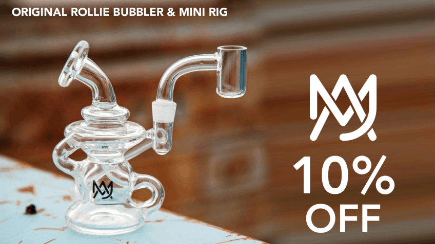 Get MJ Arsenal coupon codes for amazing cannabis smoking