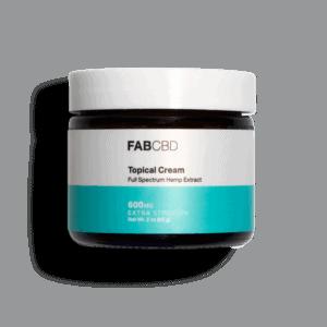 FAB CBD Coupons Topical Cream