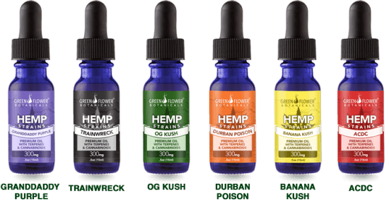 Green Flower Botanicals Coupon Code - Online Discount - Save On Cannabis