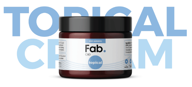 Fab. CBD Coupon Codes - Hemp Oil Topical - Cannabis
