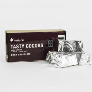 Tasty Hemp Oil Chocolate Edibles Coupon