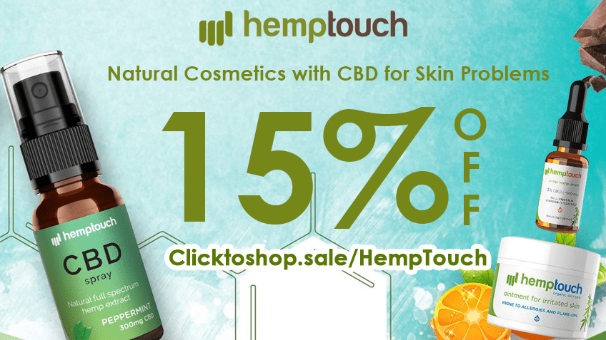 HempTouch Coupon Code Online Discount Save On Cannabis