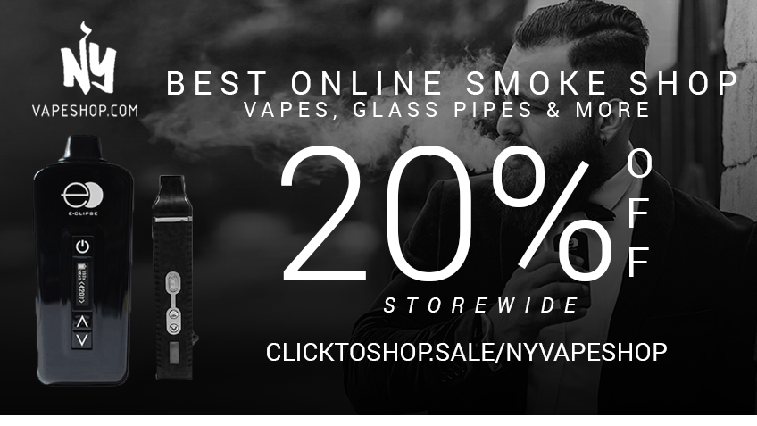 Save Money With Ny Vape Shop Coupon Codes Get 20 Off Online Headshop