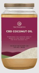 Ojai Energetics CBD Coupons Coconut Oil
