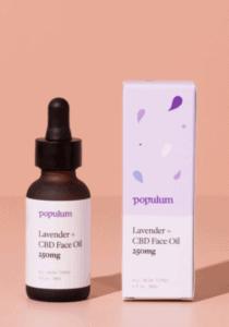 Populum CBD Coupon Code skin care product