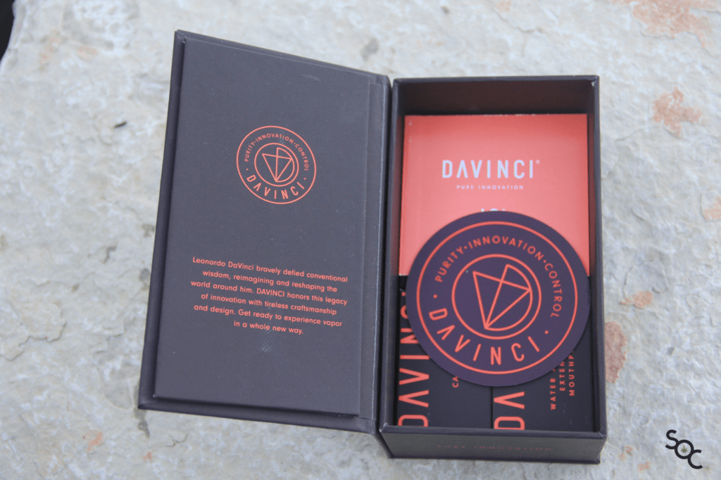 Davinci IQ - Whats in the box?