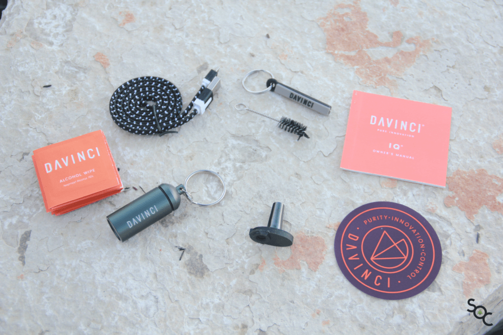 Davinci IQ - Open Accessories