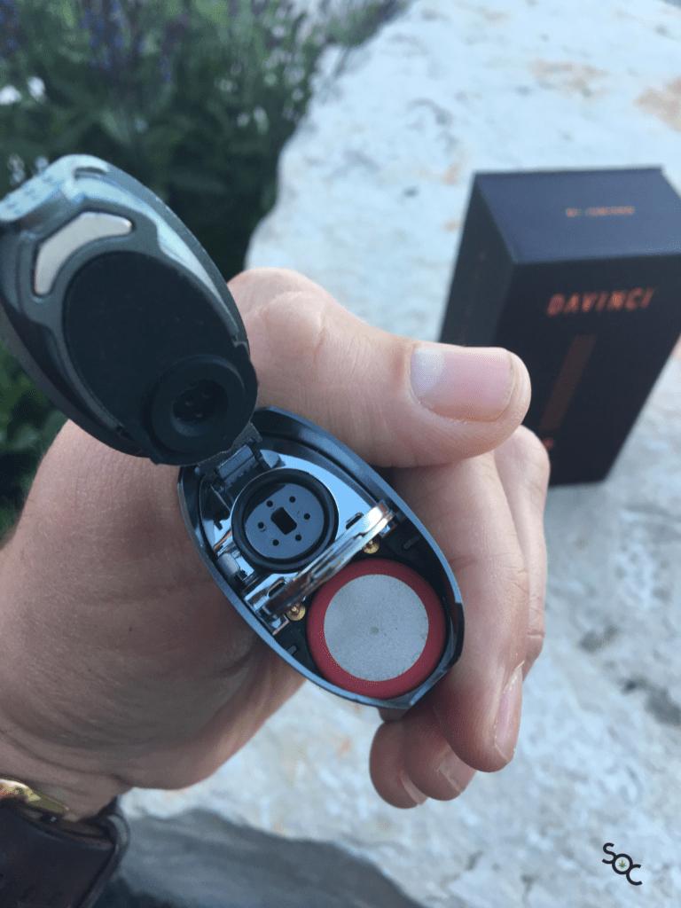 Davinci Review - Battery