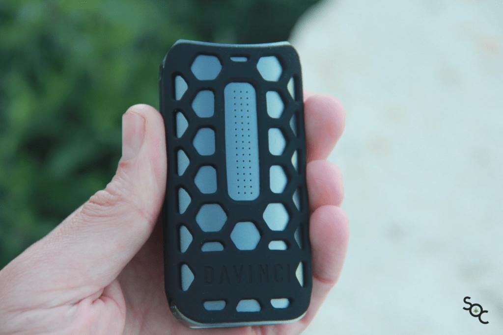 Davinci IQ Review - Glove Case
