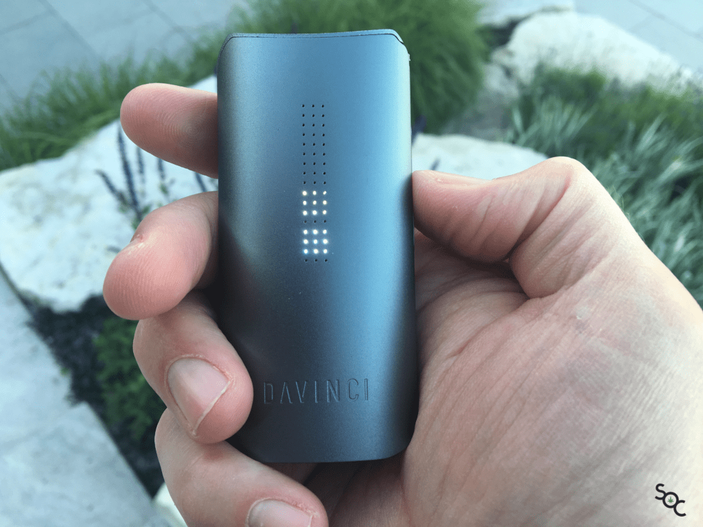 Davinci IQ Review - Hands On - Gunmetal