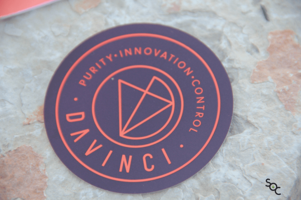 Davinci IQ - Review - Sticker