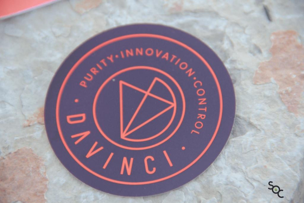 Davinci IQ - Review - Sticker