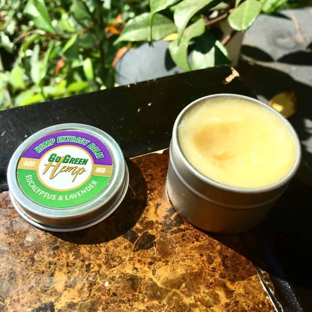 Go Green Hemp Balm Review - CBD Topical - Coupon Codes