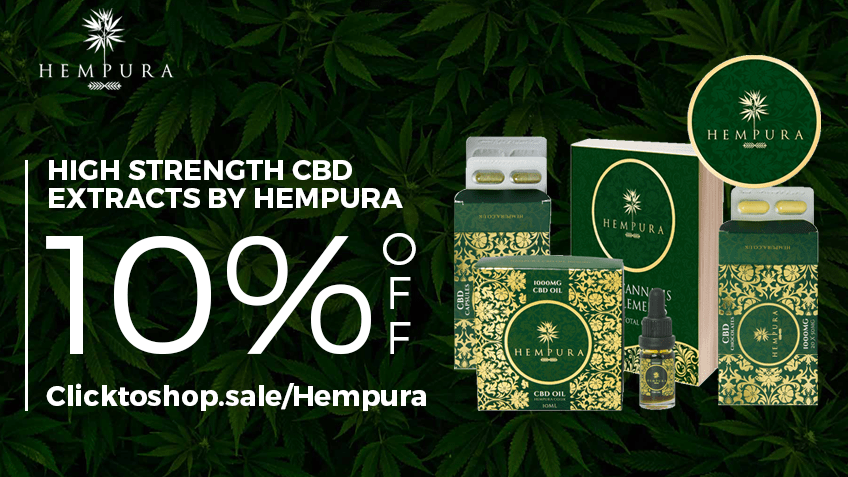 Hempura Coupon Code - Online Discount - Save On Cannabis