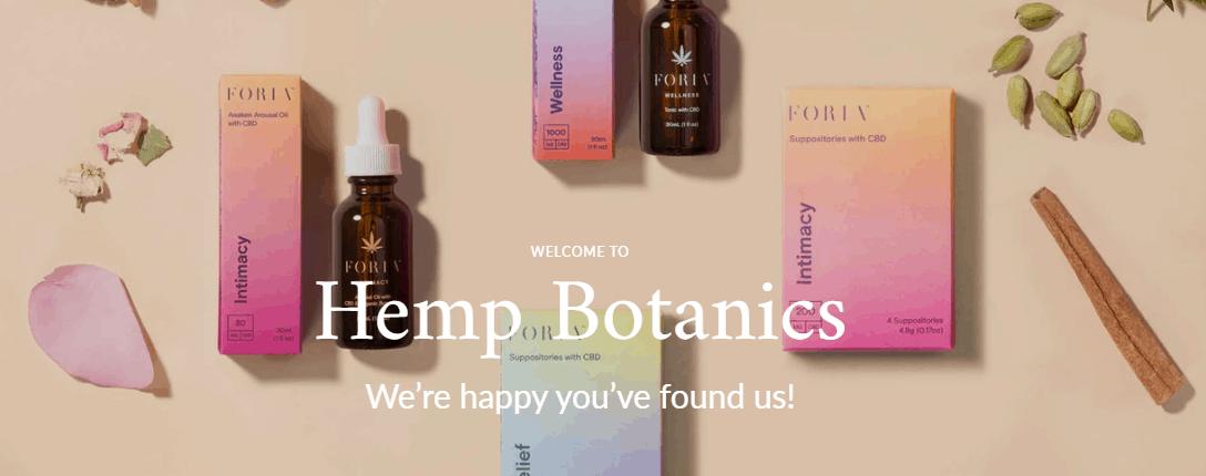 Hemp Botanics CBD Coupons Happy You Chose Us