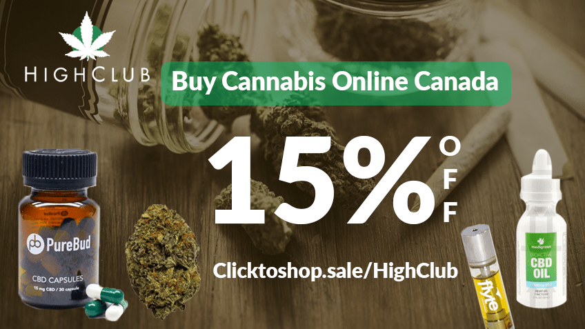 High Club Coupon Code - Online Discount - Save On Cannabis