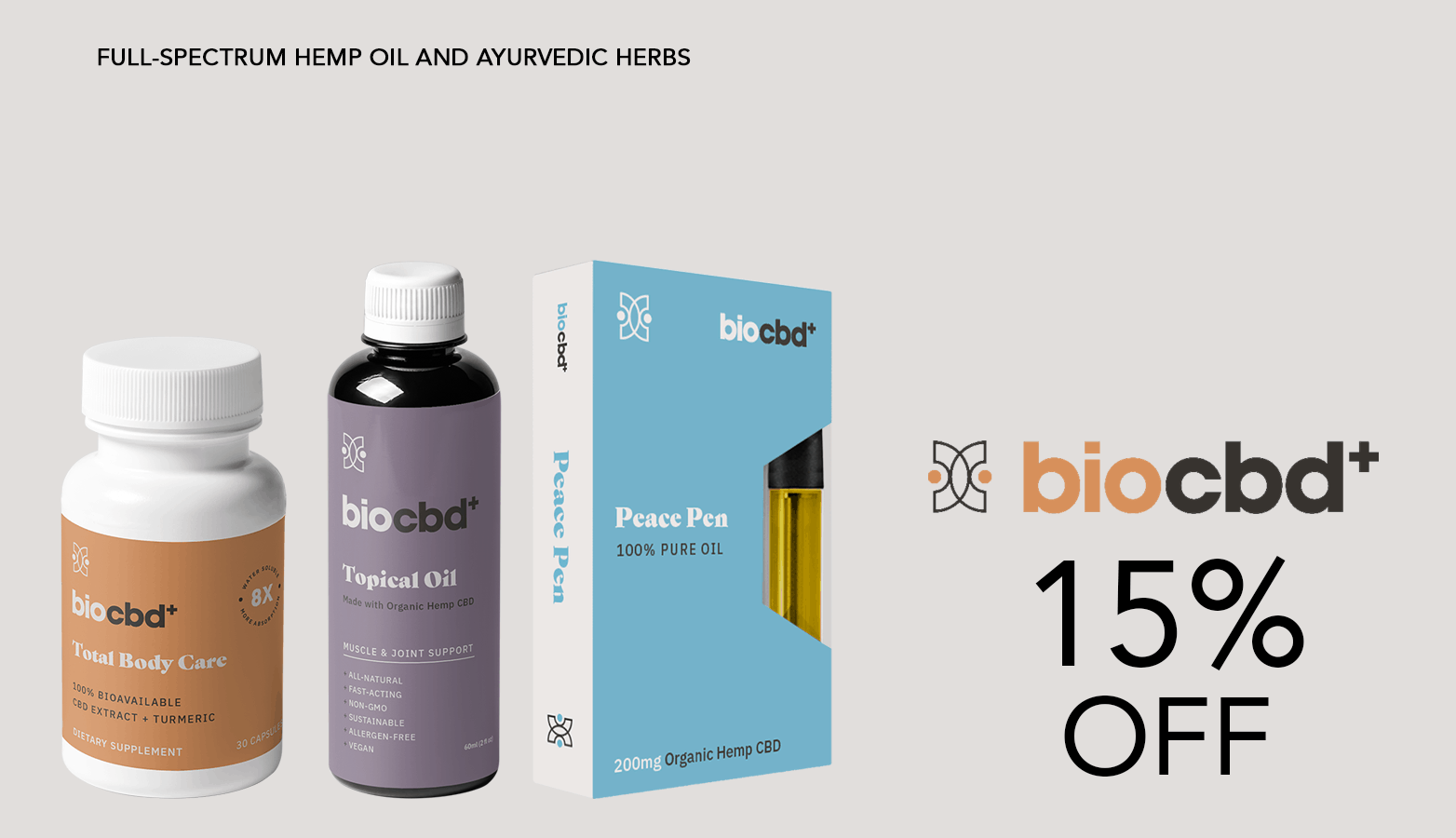BioCBD Plus Coupon Code Offer Promo