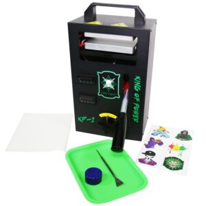 LitRhino Online Headshop Coupons Rosin Press Machine KP 1 LTQ Vapor