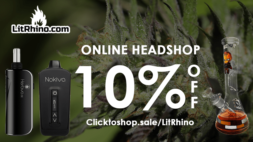 LitRhino Coupon Code Online Discount Save On Cannabis