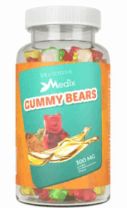 Medix CBD Coupons Gummy Bears