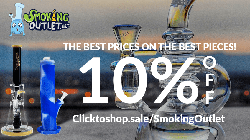 Smoking Outlet Coupon Code Online Discount Save On Cannabis