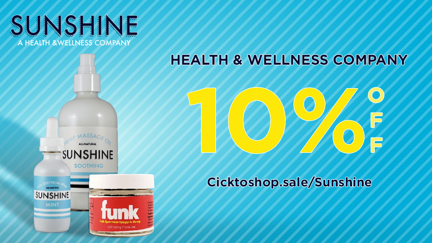Sunshine Coupon Code Online Discount Save On Cannabis